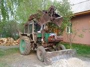 Продам трактор-грейфер ЮМЗ 6 КЛ вложений не требует