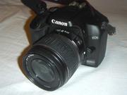 Продам Цифровой зеркальный фотоаппарат Canon 1000D