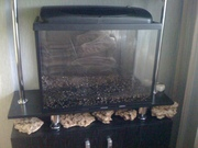аквариум 90 литров.