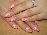 Моделирование ногтей в Томске