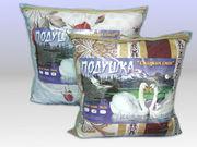 Подушка Лебяжий пух купить в Томске