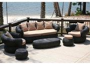 Мебель плетёная,  мебель из ротанга,  мебель для гостиниц,  баров.