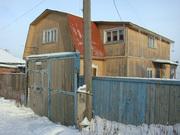 ПРОДАМ жилой благоустроенный,  двухэтажный деревянный дом