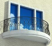 Пластиковые окна различных конфигураций и цветов