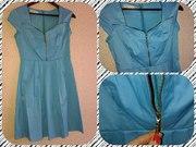 Продается платье в ретро стиле