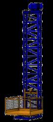 Вертикальный грузовой подъемник
