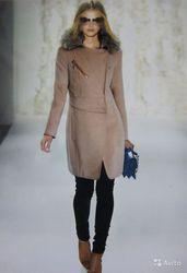 Модное пальто весна-осень