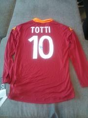 Продам футболку с автографом Тотти