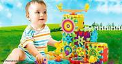 Развивающий 3D конструктор для детей 3-10 лет