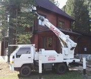 Автовышка 15 метров в Томске