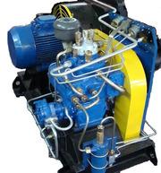 Надежный компрессор 22ВФ-2, 5/1, 5 см2у3
