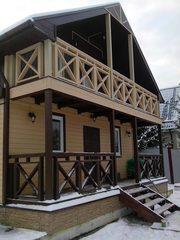 Строим дома бани в Томске!
