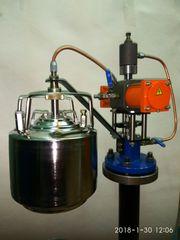 Пробоотборник автоматический «Отбор-А-Рслив» ту 4318-004-70897693-2004  -  предназначен для отбора точечных проб нефти,  нефтепродуктов