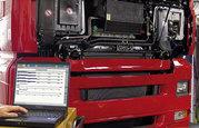 Компьютерная диагностика грузовых авто