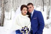 Свадьба в Томске,  зимой в  Парад парк отель