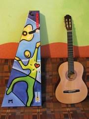 продам классическую гитару Honer HC-06 в хорошем состоянии
